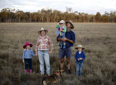 farmers in queensland